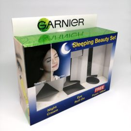 Cetak Kemasan Garnier Sleeping Beauty Set